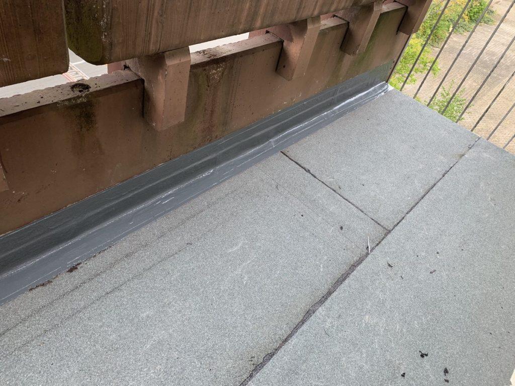 Balkonsanierung Niederense